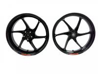 OZ Motorbike Cattiva Forged Magnesium Wheel  Set: Ducati Sport Classic, Monster, ST