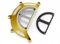 Clutch - Covers - RIZOMA - RIZOMA Half Clutch Cover ZDM024: Ducati