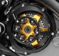 RIZOMA Full Clutch Cover ZDM026: Ducati