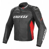 Men's Apparel - Men's Leather Jackets - DAINESE Closeout  - DAINESE Racing D1 Perforated Jacket