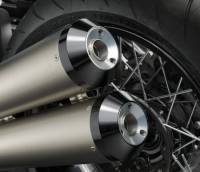 RIZOMA Exhaust Tips: BMW R NINE T