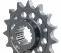 Drive Train - Front Sprockets - Afam - SUPERLITE 520 Pitch Chromoly Steel Drilled Countershaft Front Sprocket - Ducati [Pre Testastretta]