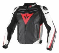 Men's Apparel - Men's Leather Jackets - DAINESE Closeout  - DAINESE Super Fast Perforated Jacket