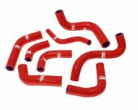 Engine & Performance - Engine Cooling - Samco Sport - SAMCO Silicone Coolant Hose Kit: Ducati 748-996