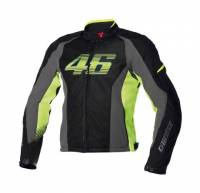 Returns, Used, & Closeout  - Closeout Apparel - DAINESE Closeout  - DAINESE VR46 Air Tex Jacket[Last one] Euro 46/US 36