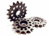SUPERLITE 520 Conversion Chromoly Steel Front Race Sprocket: MV Agusta F3- Brutale 675/800, Stradale 800, Rivale 800, Turismo Veloce