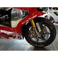 BST Wheels - BST 7 Spoke Front Wheel: Ducati Panigale 1199-1299-V4-V2, SF V4 - Image 5