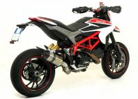 ARROW Link Pipe: Hyperstrada / Hypermotard 821