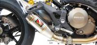Competition Werkes Slip-on Exhaust: Monster 1200