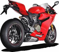 Akrapovic Evolution Titanium Full Exhaust System: Ducati Panigale 899, 1199 / S / TR I / R