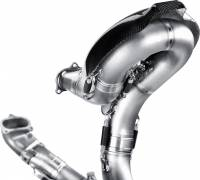 Akrapovic Evolution Titanium Full Exhaust System: Ducati Panigale 899/1199/1299 / 959