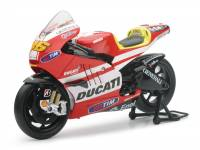Stickers, Patches, & Toys - Toys - Motowheels - NewRay Die-Cast 1:12 Scale Ducati GP11 Rossi