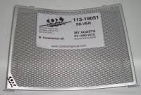 COX Radiator Guard: MV Agusta F4 750/1000/312R/312RR 99-09