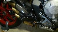 Bonamici Racing - Bonamici Adjustable Billet Rearsets: MV Agusta F3/Brutale [For Reverse Shifting WithQuick Shifter] - Image 2