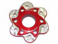 Drive Train - Sprocket Hub Covers - Ducabike - Ducabike Billet Sprocket Hub Cover: [6 Hole With Contrast]