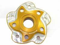 Ducabike Billet Sprocket Hub Cover: [5 Hole With Contrast]