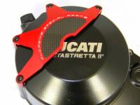 Ducabike Wet Clutch Protector Cover: Ducati Diavel