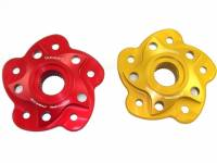 Drive Train - Sprocket Hub Covers - Ducabike - Ducabike Billet Sprocket Hub Cover: [5 Hole Solid Color]