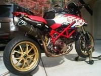 Bonamici Racing - Bonamici Adjustable Billet Rearsets: Ducati Hypermotard [Race Version]  - Image 2