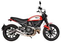 Exhaust - Slip-Ons - Spark - Spark Ducati Scrambler Slip-on: Classic Stylem, Made in Italy
