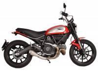Exhaust - Slip-Ons - Spark - Spark Ducati Scrambler Slip-on: 60's