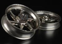 OZ Motorbike GASS RS-A Forged Aluminum Wheel Set: Honda CBR1000 '09-'14 ABS