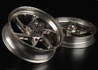 OZ Motorbike GASS RS-A Forged Aluminum Wheel Set: Suzuki Hayabusa '08-'14 Non ABS