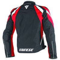 DAINESE Closeout  - DAINESE Raptors Tex Jacket [Closeout _ No Returns or Exchanges] - Image 4