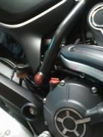 Corse Dynamics Frame Plug Kit: Ducati Scrambler
