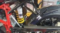 """RIZOMA - RIZOMA """"B-Pro"""" Passenger Foot Peg Kit: Ducati 749/999"""