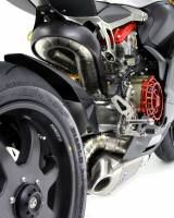 STM EVO-GP Dry Slipper Clutch Conversion Kit: Panigale 1199/1299 Including Basket, Plates And Magnesium Case