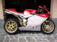 MARCHESINI Forged Magnesium Wheelset: MV Agusta F4 / Brutale
