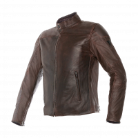 Men's Apparel - Men's Leather Jackets - DAINESE - DAINESE Mike Leather Jacket