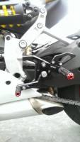 Bonamici Racing - Bonamici Adjustable Billet Rearsets: Ducati Panigale 899-959-1199-1299 - Image 7