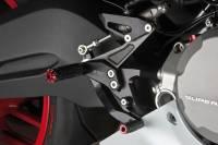Bonamici Adjustable Billet Rearsets: Ducati Panigale 1299/1199/899/959