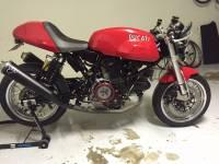 Bonamici Adjustable Billet Rearsets: Ducati Paul Smart, Sport Classic