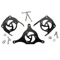 Speedymoto Parts - SPEEDYMOTO Leggero Belt Cover Replacement Domes [Set of 3 Domes without Bases] - Image 4