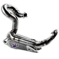Termignoni - Termignoni Titanium/Steel Full Exhaust System: Ducati Panigale  1199/1199S [No Up-Map]