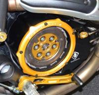 Ducabike Clutch Cover Kit with Clutch Cable Actuator: Ducati Scrambler - Image 12