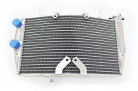 C&R Racing Cross Flow Radiator: Ducati 848/1098/1198