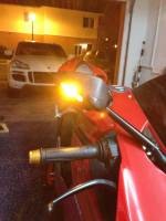 "RIZOMA - RIZOMA ""Veloce"" Mirrors: It includes the correct brackets- Ducati Panigale 899/1199 [Pair] - Image 8"