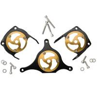 Speedymoto Parts - SPEEDYMOTO Leggero Belt Cover Replacement Dome [1 Dome without Bases] - Image 2