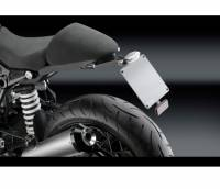 """RIZOMA - RIZOMA BMW """"FOX"""" License Plate Support Kit R nine T/Pure/Scrambler/Racer With Tail Light - Image 2"""