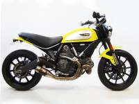Competition Werkes Slip-on Exhaust: Scrambler