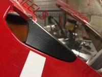 Bonamici Racing - Bonamici Billet Mirror Block Off Plates: Ducati Panigale 899/1199
