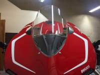 Bonamici Billet Mirror Block Off Plates: Ducati Panigale 899/1199