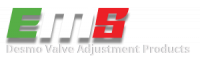 EMS - EMS Ducati 2V-8mm Shim Kit
