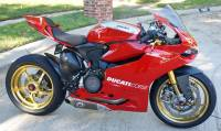 OZ Motorbike - OZ Motorbike Piega Forged Aluminum Wheel Set: Ducati Panigale 1199-1299-V4, SF V4 - Image 4