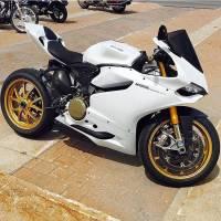 MARCHESINI Forged Magnesium Wheelset: Ducati 1199/1299 Panigale