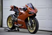 Marchesini - MARCHESINI Forged Magnesium Wheelset: Ducati Panigale 1199/1299/V4 - Image 4